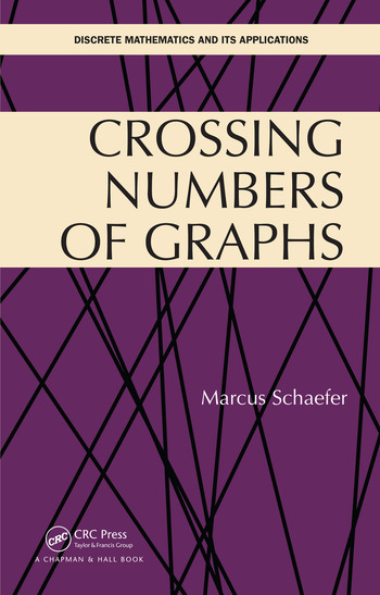 Crossing Numbers of Graphs book cover