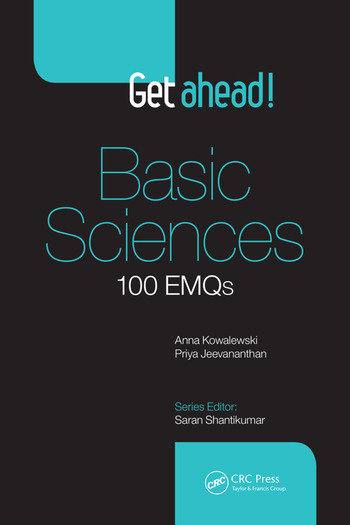 Get Ahead! Basic Sciences 100 EMQs book cover