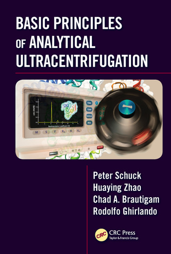 Basic Principles of Analytical Ultracentrifugation book cover