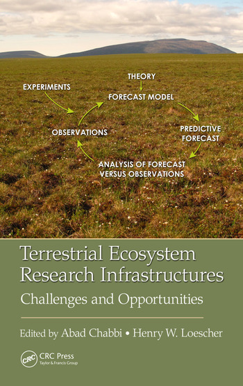 Terrestrial Ecosystem Research Infrastructures Challenges and Opportunities book cover
