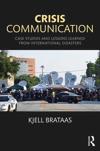 Crisis Communication Case Studies and Lessons Learned from International Disasters book cover