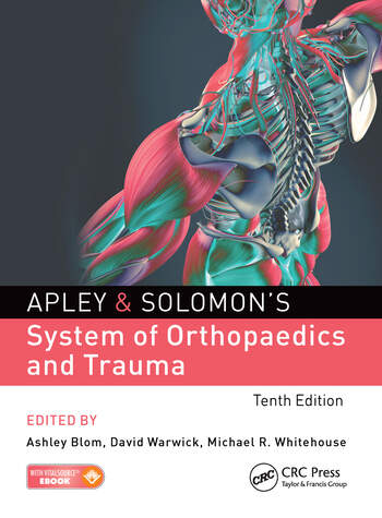Apley & Solomon�s System of Orthopaedics and Trauma book cover
