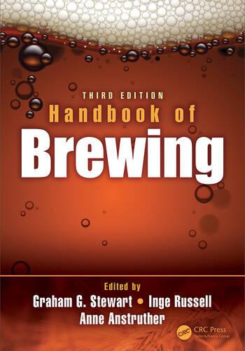 Handbook of Brewing, Third Edition book cover
