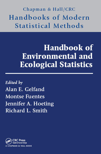 Handbook of Environmental and Ecological Statistics book cover