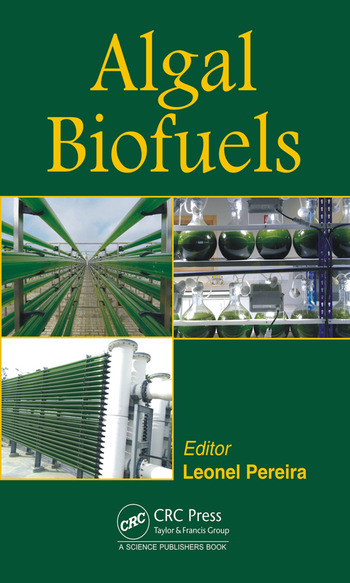 Algal Biofuels book cover