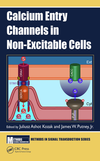 Calcium Entry Channels in Non-Excitable Cells book cover