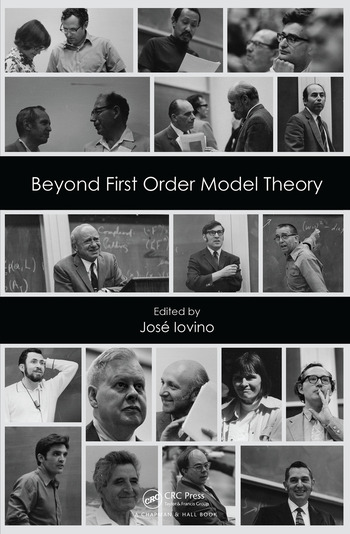 Beyond First Order Model Theory book cover