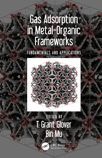 Gas Adsorption in Metal-Organic Frameworks Fundamentals and Applications book cover