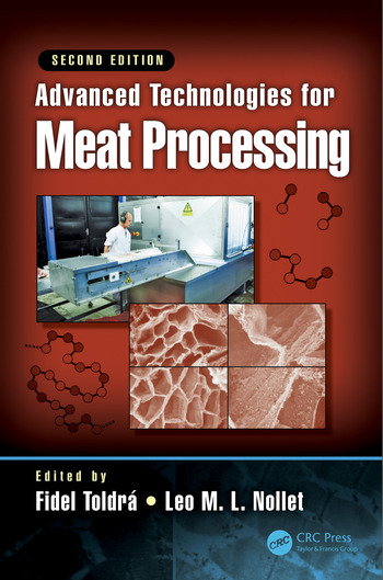 Advanced Technologies for Meat Processing book cover