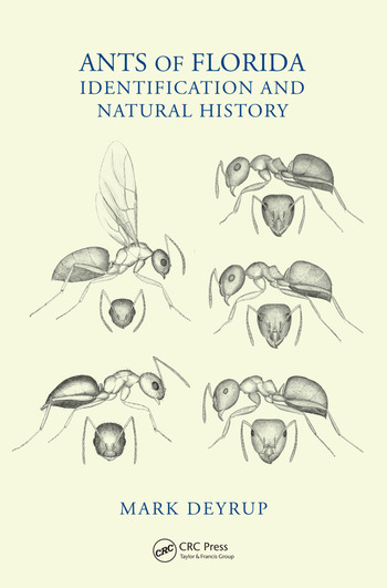 Ants of Florida Identification and Natural History book cover