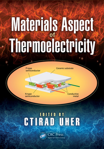 Materials Aspect of Thermoelectricity book cover