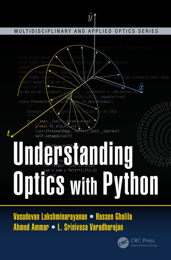 Understanding Optics with Python book cover