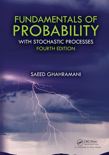 Fundamentals of Probability With Stochastic Processes book cover