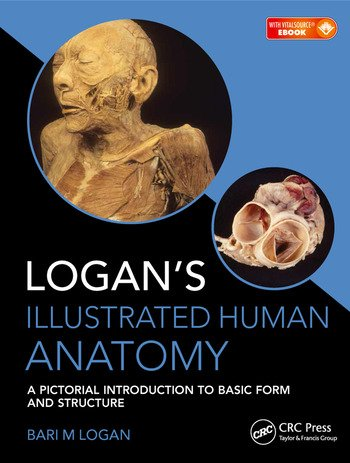 Logans Illustrated Human Anatomy Crc Press Book