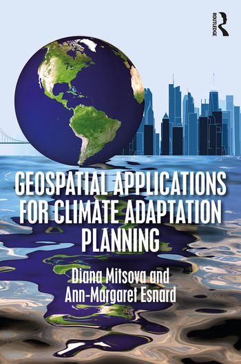 Geospatial Applications for Climate Adaptation Planning book cover