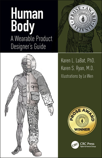 Human Body A Wearable Product Designer's Guide book cover