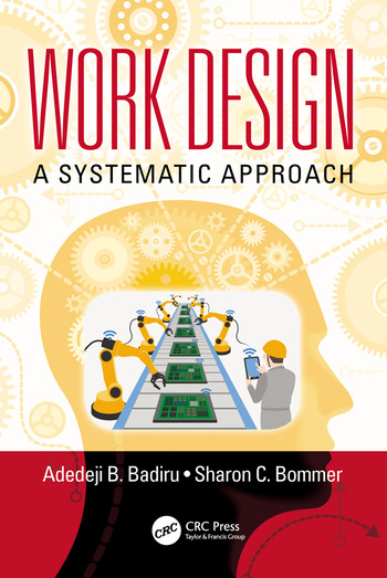 Work Design A Systematic Approach book cover