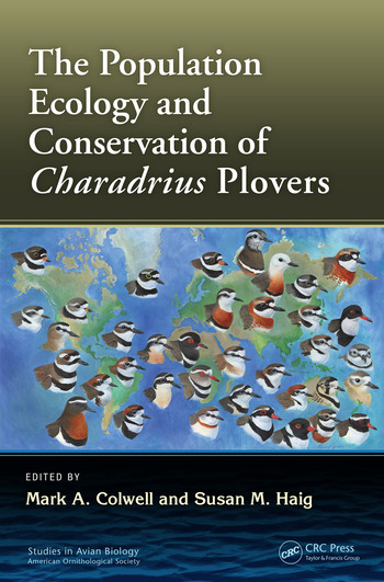 The Population Ecology and Conservation of Charadrius Plovers book cover