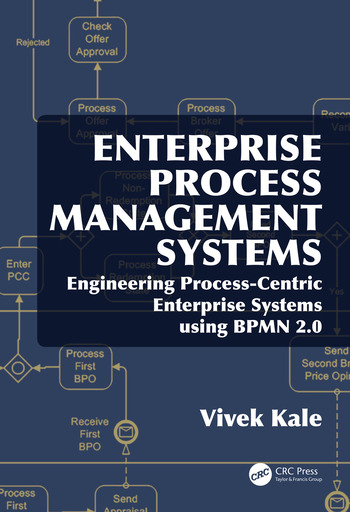 Enterprise Process Management Systems Engineering Process-Centric Enterprise Systems using BPMN 2.0 book cover
