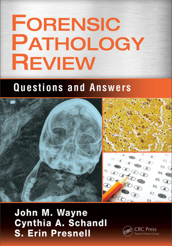Forensic Pathology Review Questions and Answers book cover