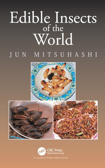 Edible Insects of the World book cover