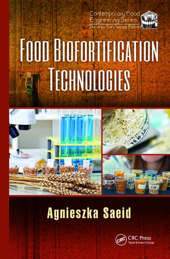 Food Biofortification Technologies book cover
