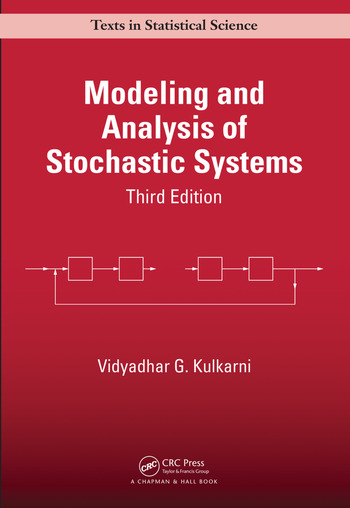 Modeling and Analysis of Stochastic Systems book cover