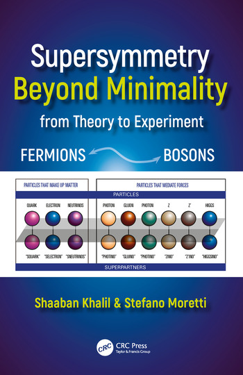 Supersymmetry Beyond Minimality From Theory to Experiment book cover