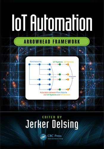 IoT Automation Arrowhead Framework book cover