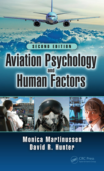 Aviation Psychology and Human Factors book cover