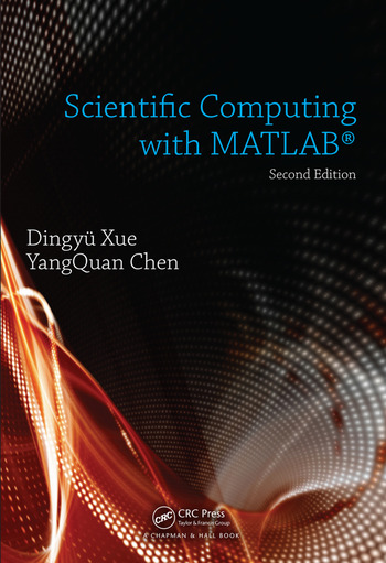 Scientific Computing with MATLAB, Second Edition book cover