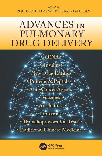 Advances in Pulmonary Drug Delivery book cover