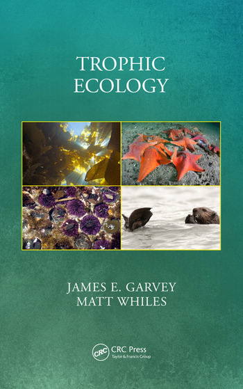 Trophic Ecology book cover