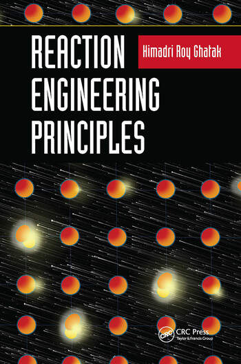 Reaction Engineering Principles book cover