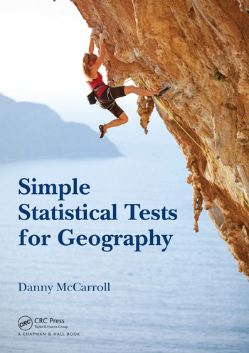 Simple Statistical Tests for Geography book cover