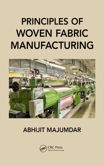 Principles of Woven Fabric Manufacturing book cover