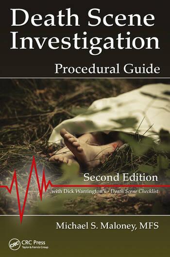 Death Scene Investigation Procedural Guide, Second Edition book cover