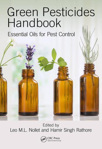 Green Pesticides Handbook Essential Oils for Pest Control book cover
