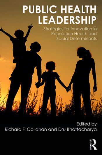 Public Health Leadership Strategies for Innovation in Population Health and Social Determinants book cover