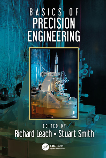 Basics of Precision Engineering book cover