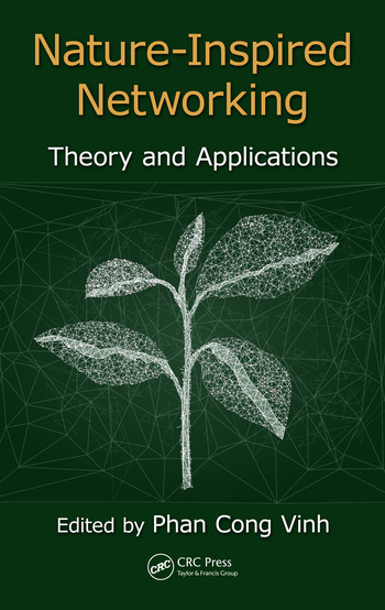 Nature-Inspired Networking Theory and Applications book cover