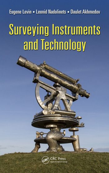 Surveying Instruments and Technology book cover