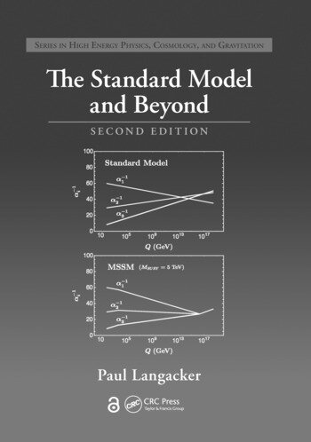 The Standard Model and Beyond, Second Edition book cover