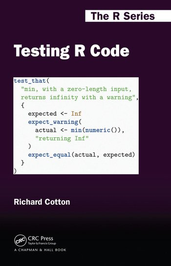 testing R code [book review]