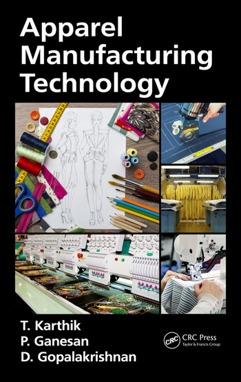 Apparel Manufacturing Technology book cover
