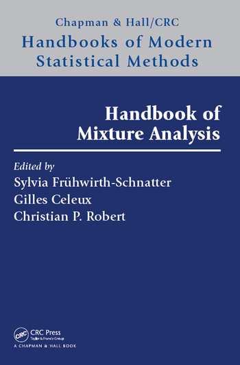 Handbook of Mixture Analysis book cover