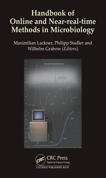 Handbook of Online and Near-real-time Methods in Microbiology book cover