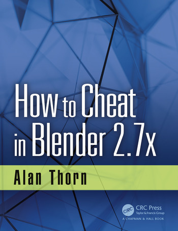 How to Cheat in Blender 2.7x book cover