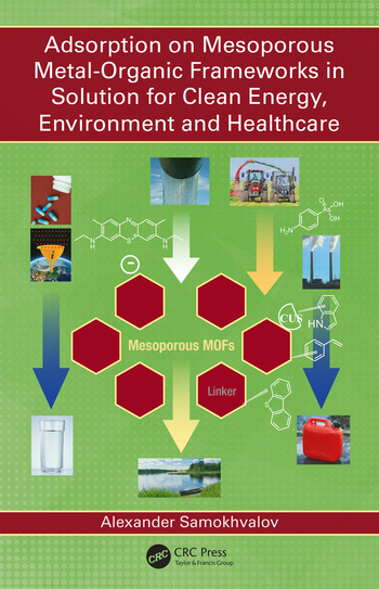 Adsorption on Mesoporous Metal-Organic Frameworks in Solution for Clean Energy, Environment and Healthcare book cover