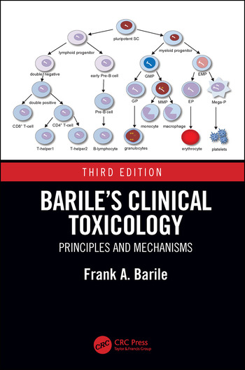 Barile's Clinical Toxicology Principles and Mechanisms book cover